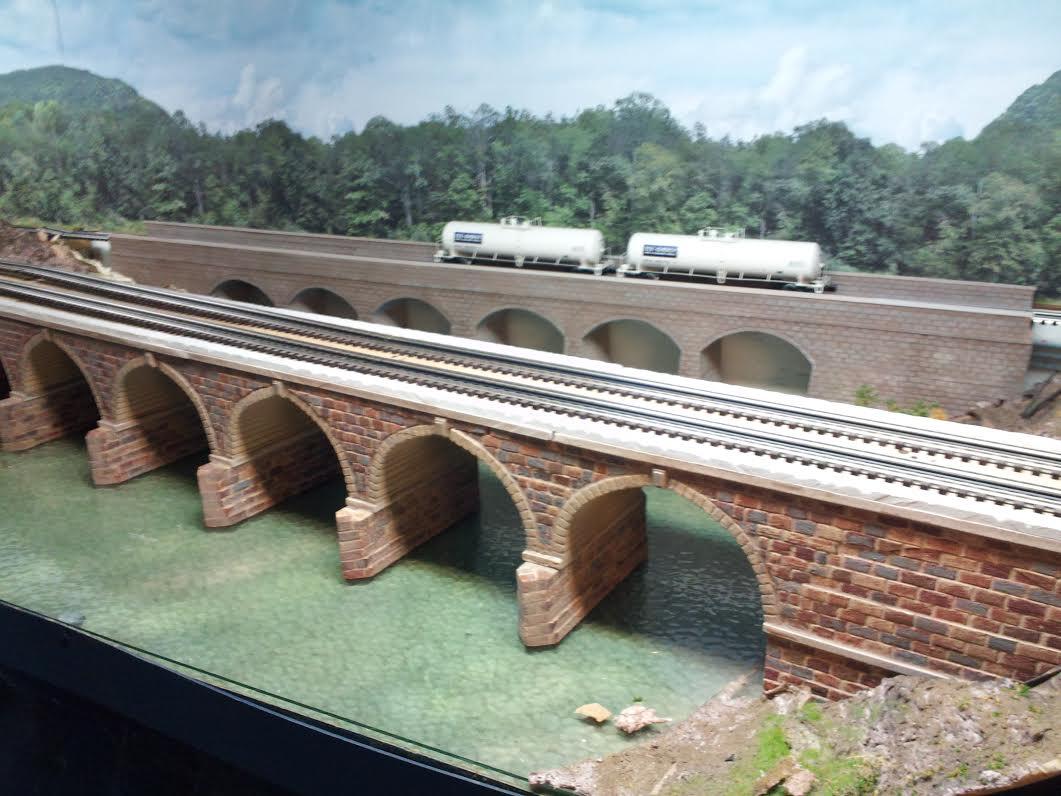 Pennsy type bridge